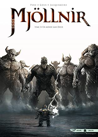 Mjöllnir Vol. 3: Un monde sans Dieux