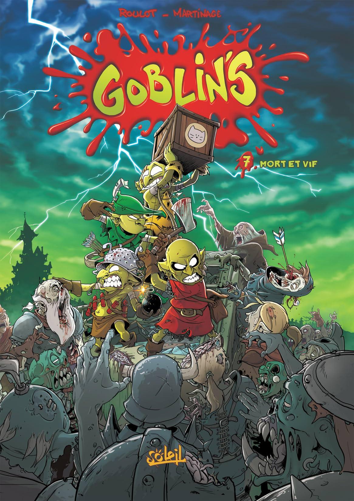 Goblin's Vol. 7: Mort et vif
