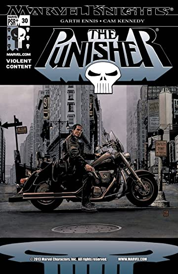 The Punisher (2001-2003) #30