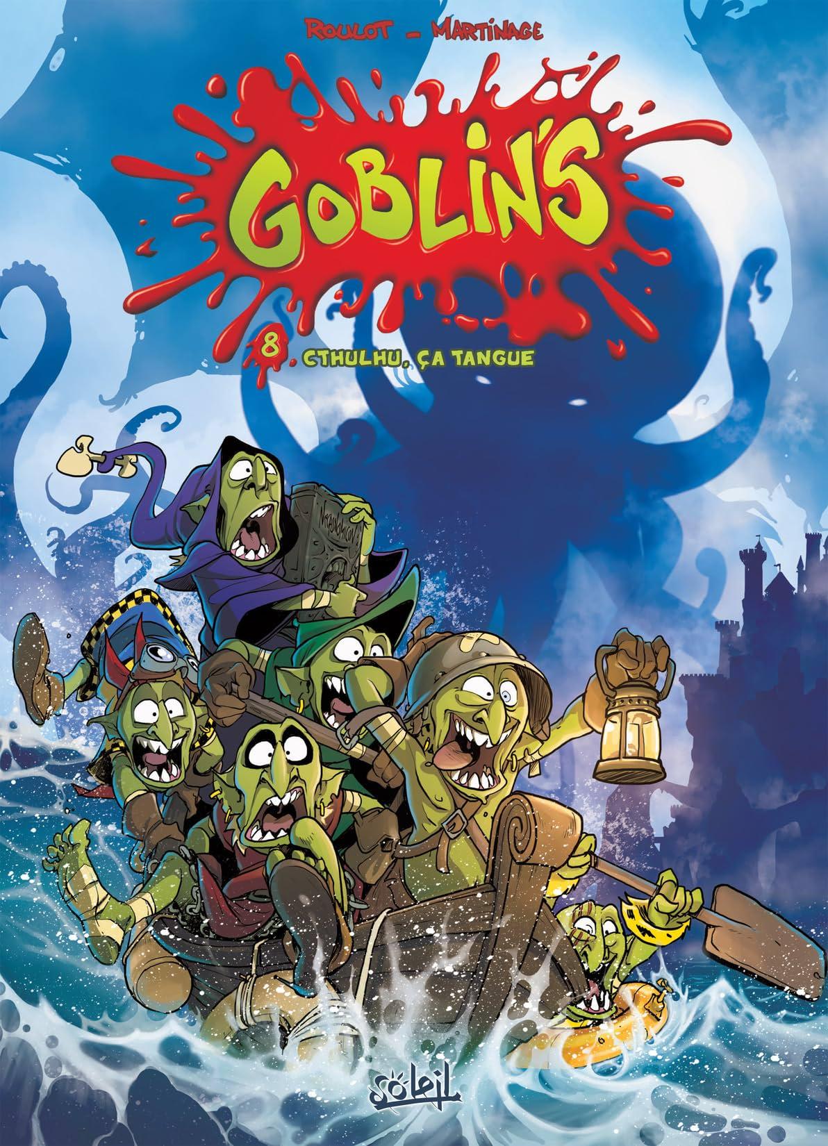 Goblin's Vol. 8: Cthulhu, ça tangue
