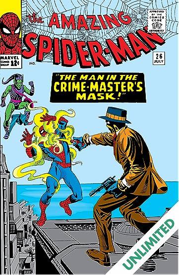 Amazing Spider-Man (1963-1998) #26
