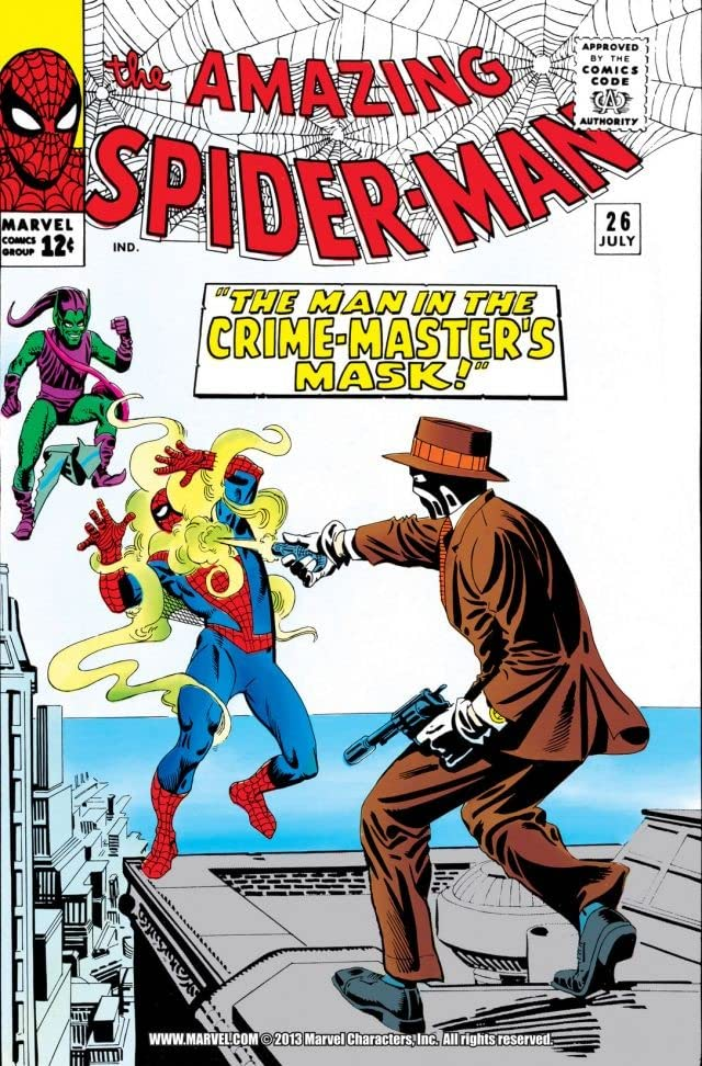 Amazing Spider-Man (1963-1998) #26