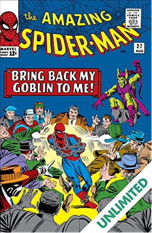 Amazing Spider-Man (1963-1998) #27