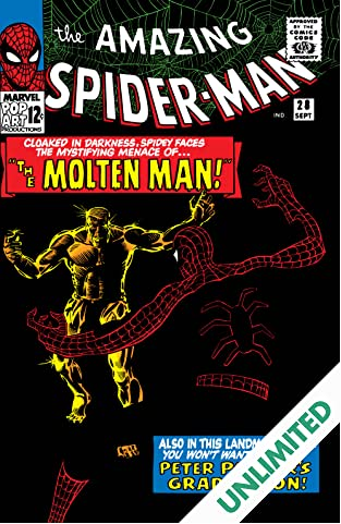 Amazing Spider-Man (1963-1998) #28
