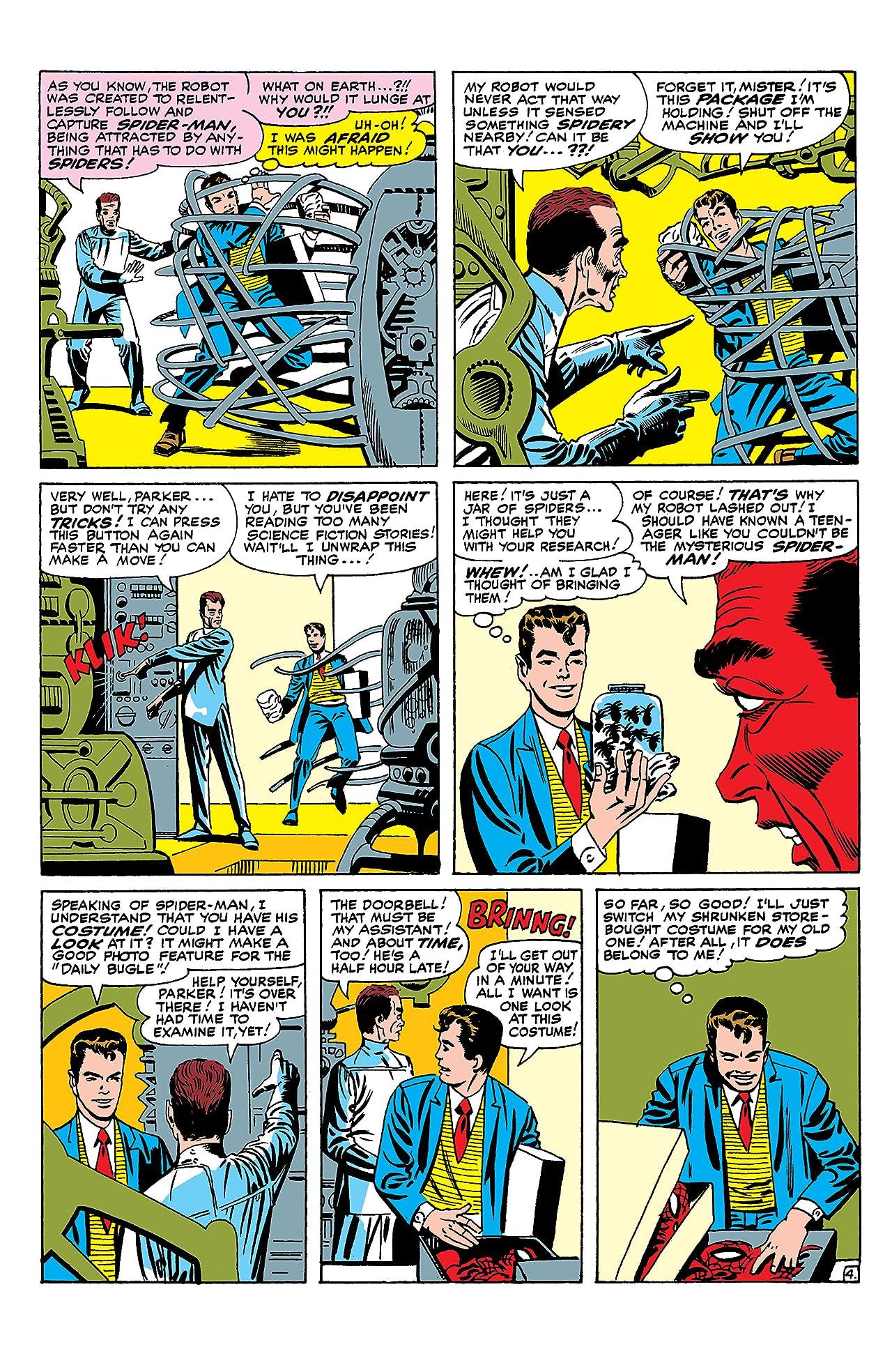 Amazing Spider-Man (1963-1998) #28