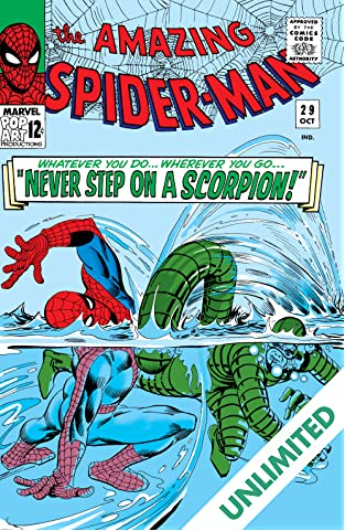 Amazing Spider-Man (1963-1998) #29