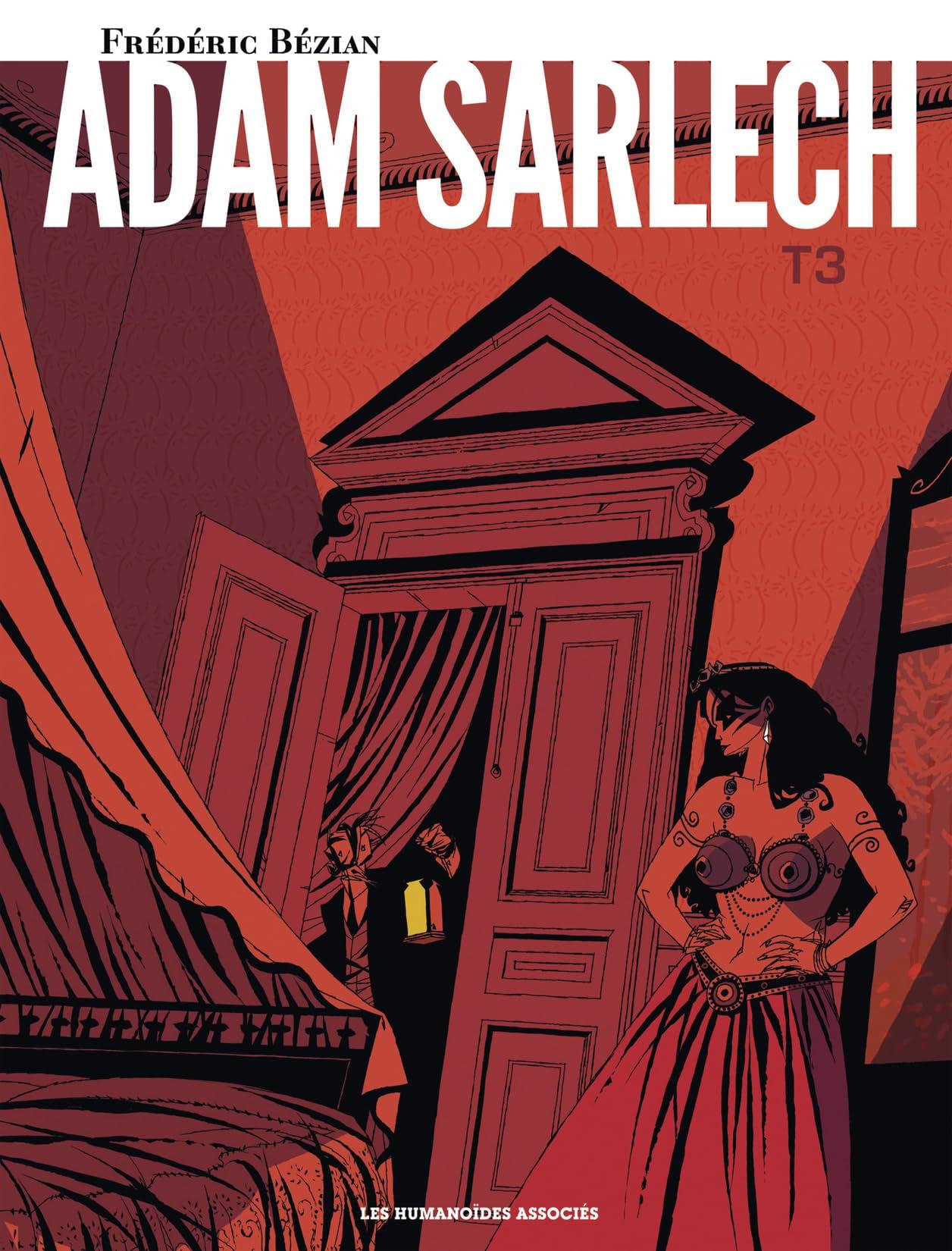 Adam Sarlech Vol. 3: Testament sous la neige