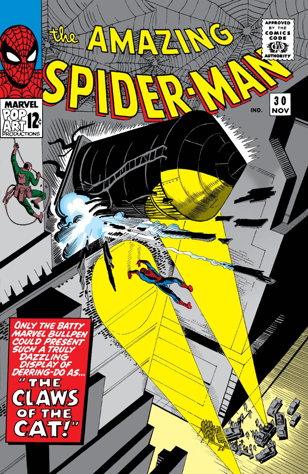 Amazing Spider-Man #030