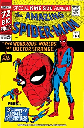 Amazing Spider-Man (1963-1998) Annual #2
