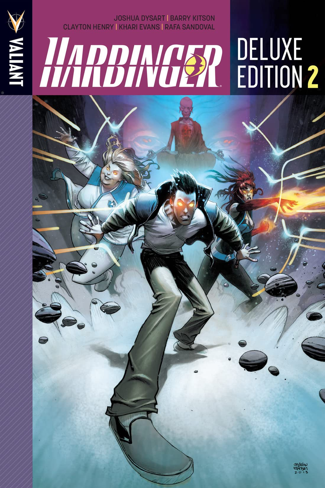 Harbinger Deluxe Edition Vol. 2