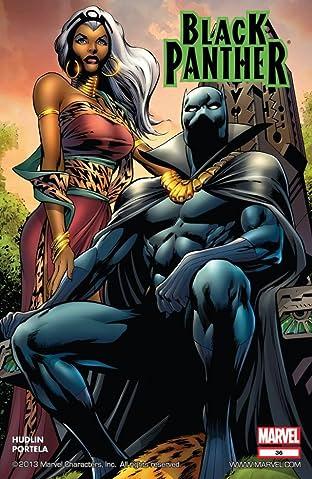 Black Panther (2005-2008) #36
