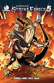 Jurassic Strike Force 5 #5