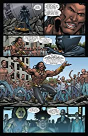Black Panther (2005-2008) #37