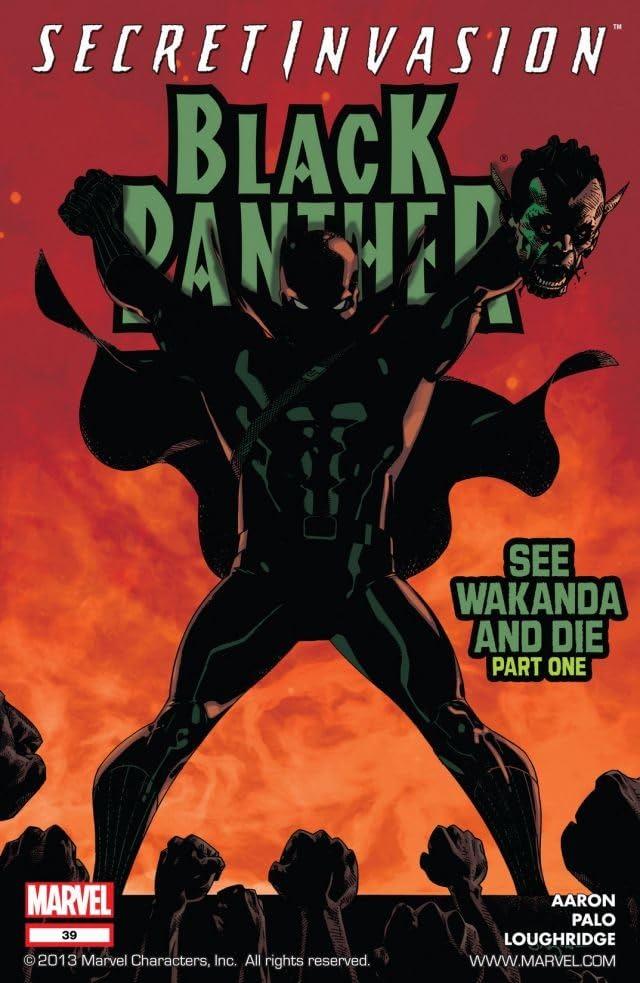 Black Panther (2005-2008) #39