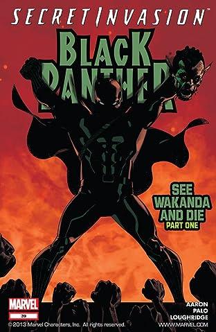 Black Panther (2005-2008) No.39