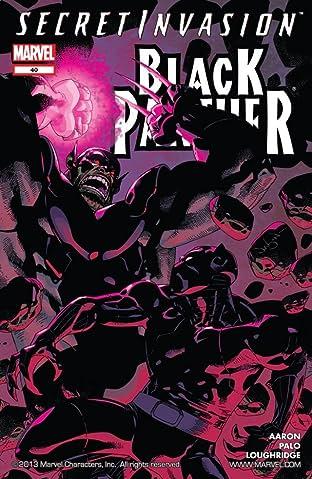 Black Panther (2005-2008) No.40