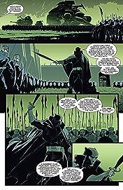 Black Panther (2005-2008) #40