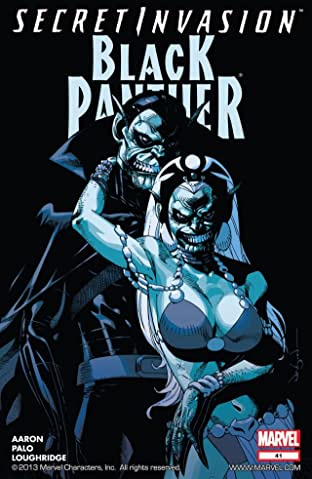Black Panther (2005-2008) No.41