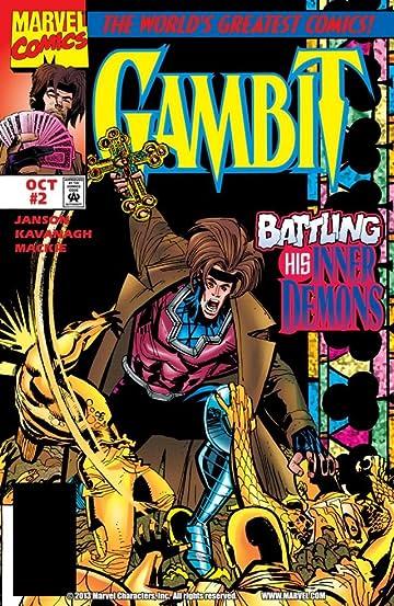 Gambit (1997) #2 (of 4)