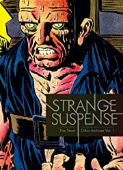 Steve Ditko Archives Vol. 1: Strange Suspense