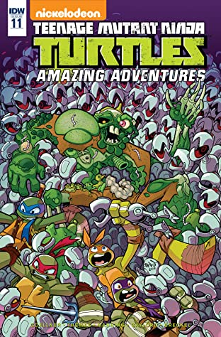 Teenage Mutant Ninja Turtles: Amazing Adventures No.11