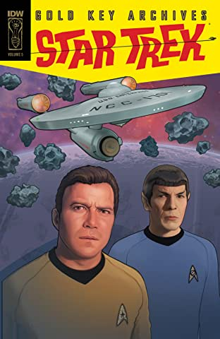 Star Trek: Gold Key Archives Vol. 5