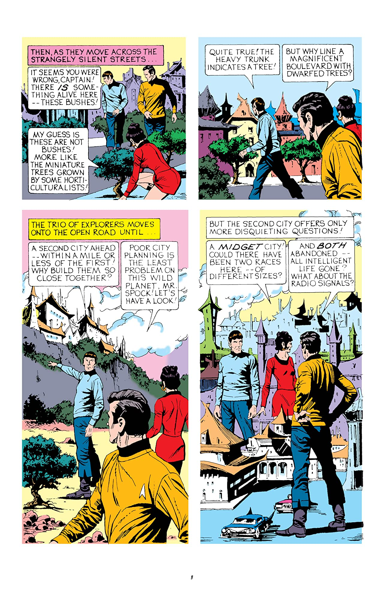 Star Trek: Gold Key Archives Vol. 5