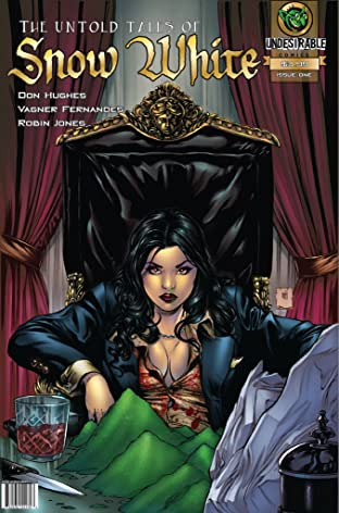The Untold Tale of Snow White #1