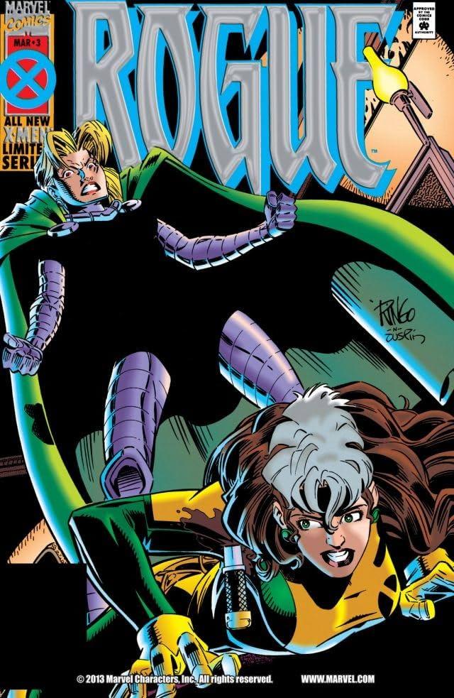 Rogue (1995) #3 (of 4)