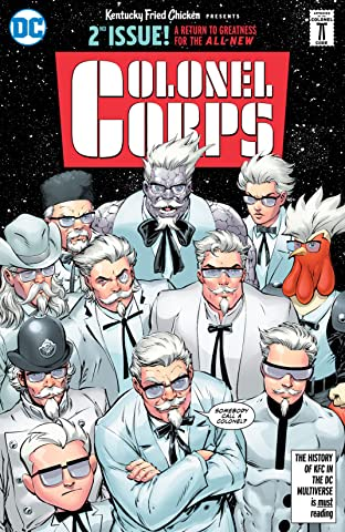 KFC: The Colonel Corps (2016) #2