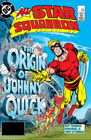 All-Star Squadron (1981-1987) #65