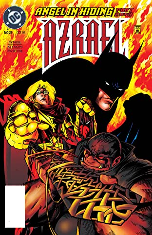 Azrael: Agent of the Bat (1995-2003) #22
