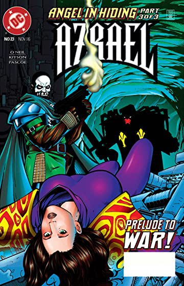 Azrael: Agent of the Bat (1995-2003) #23