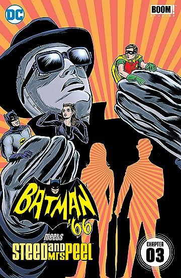 Batman '66 Meets Steed and Mrs Peel (2016) #3