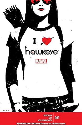 Hawkeye (2012-2015) No.9