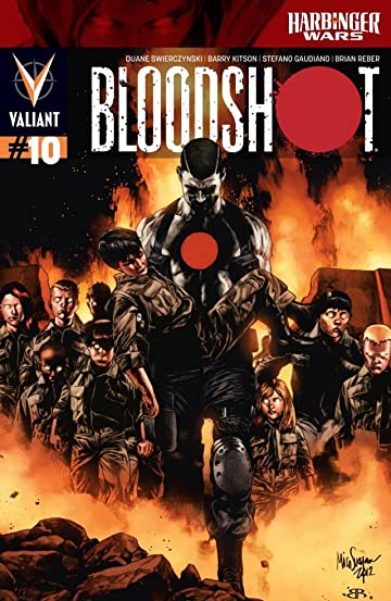 Bloodshot (2012- ) No.10: Digital Exclusives Edition