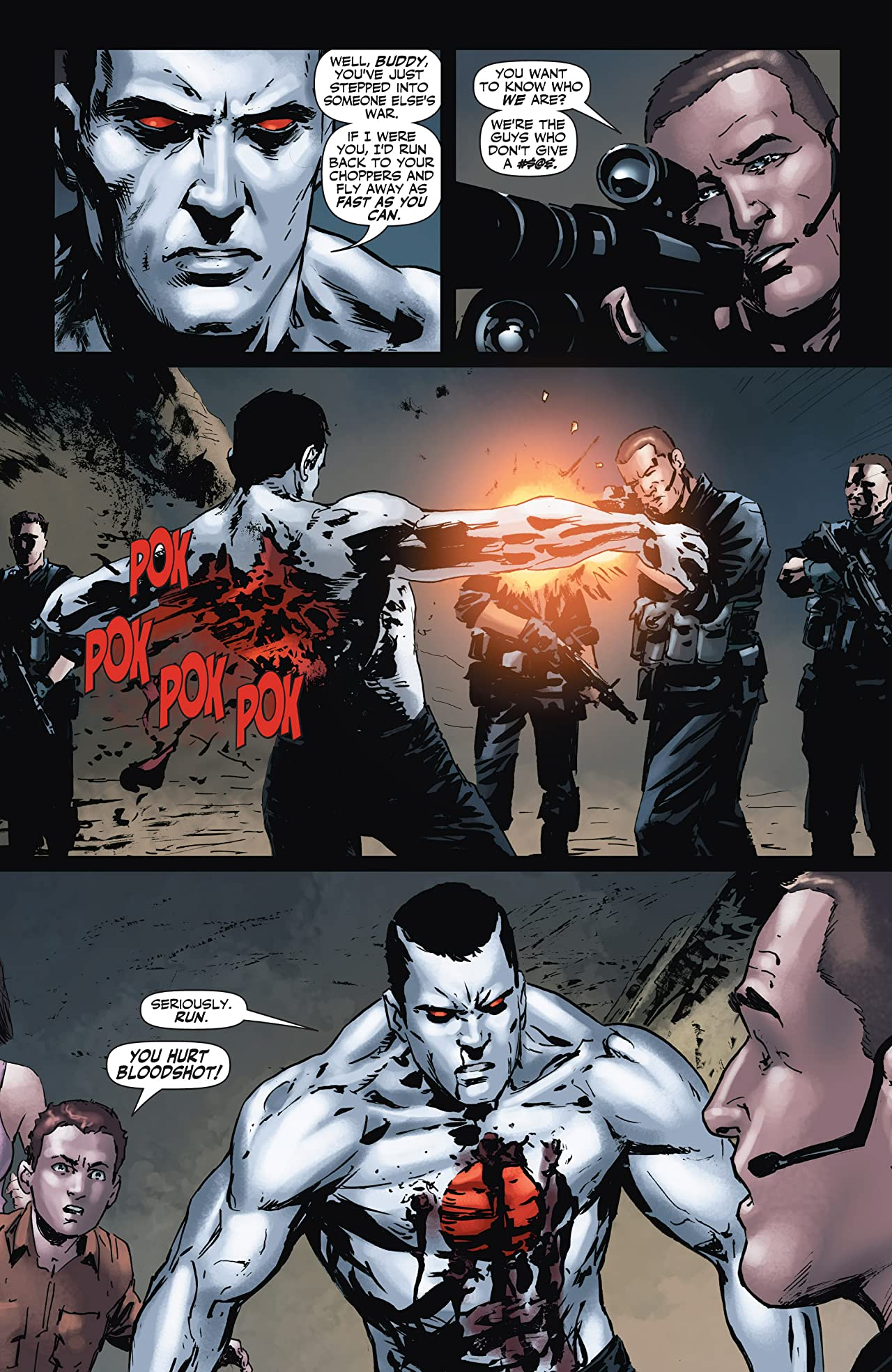 Bloodshot (2012- ) #10: Digital Exclusives Edition