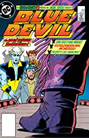 Blue Devil (1984-1986) #20