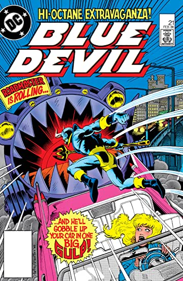 Blue Devil (1984-1986) #21