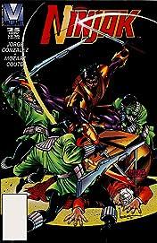 Ninjak (1994-1995) #25