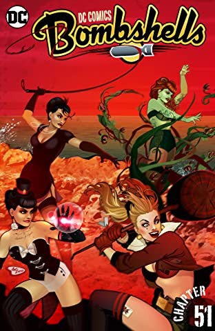 DC Comics: Bombshells (2015-) #51