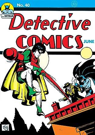 Detective Comics (1937-2011) No.40