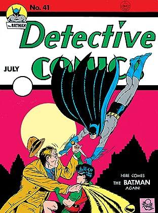 Detective Comics (1937-2011) No.41