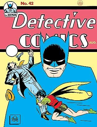 Detective Comics (1937-2011) #42