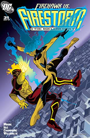 Firestorm: The Nuclear Man (2004-2007) #31