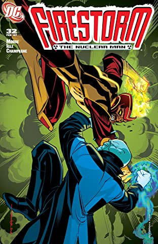 Firestorm: The Nuclear Man (2004-2007) #32