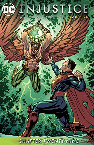 Injustice: Gods Among Us: Year Five (2015-2016) #29
