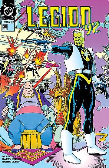L.E.G.I.O.N. (1989-1994) #39