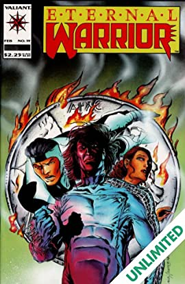 Eternal Warrior (1992-1996) #19