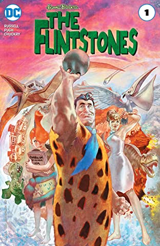 The Flintstones (2016-) #1